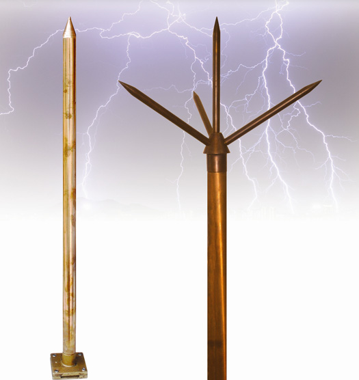 Lightning Protection Systems Lightning Protection Devices